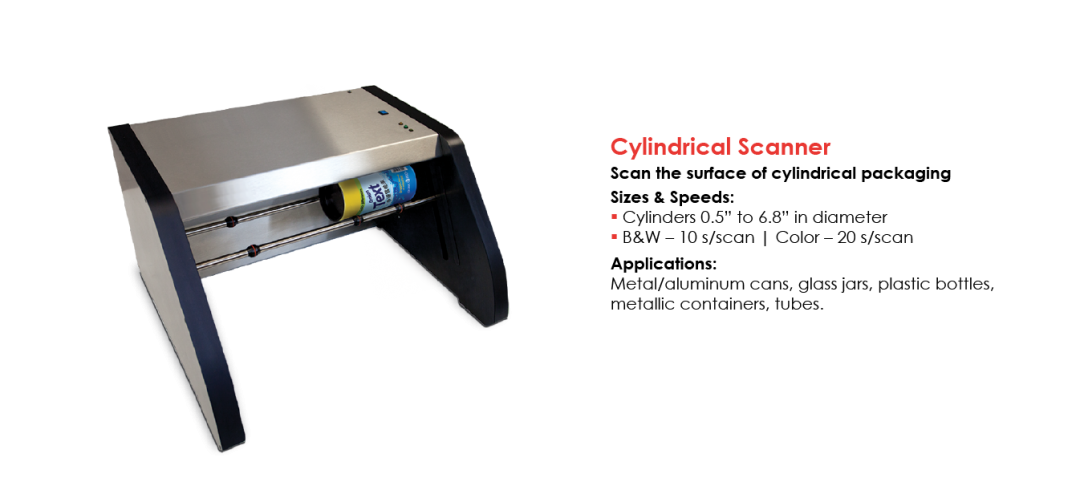 GlobalVision Cylindrical Scanner